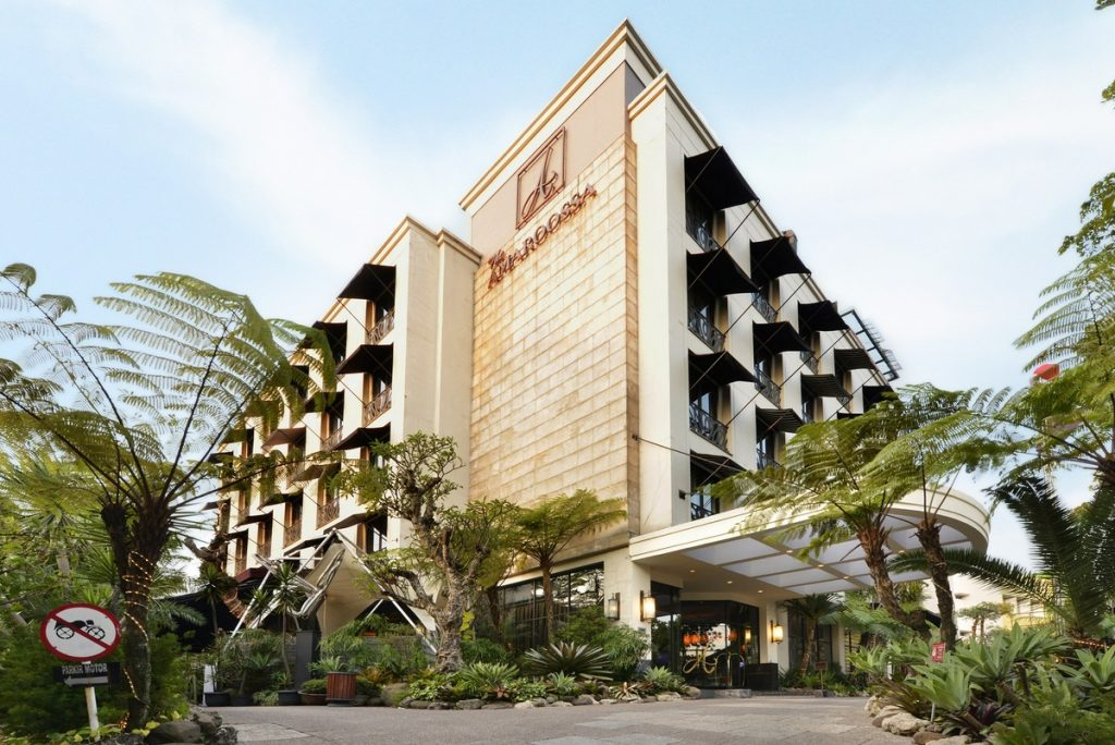 cheap hotels in bandung indonesia amaroossa hotel