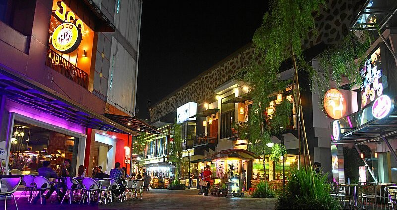 Bandung Shopping City Centre