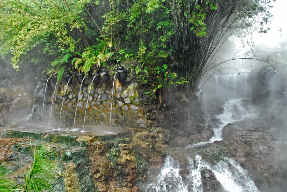places to visit in lembang ciater hot spring