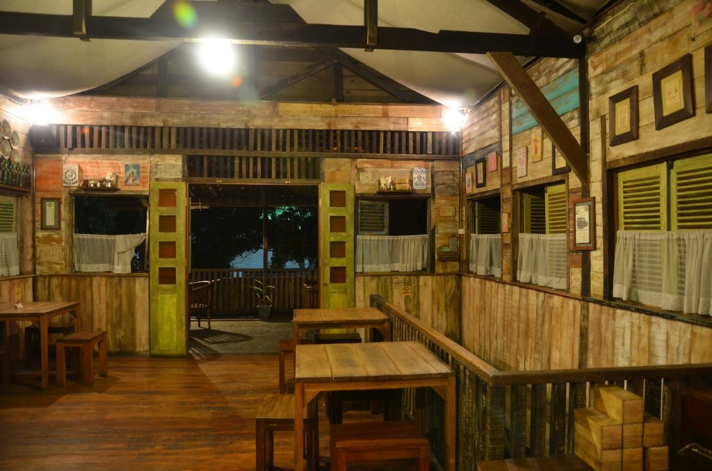 things to do in bandung warung suluh